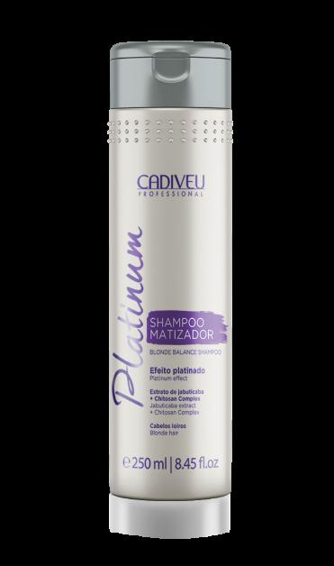 Platinum Shampoo Matizador 250 ml