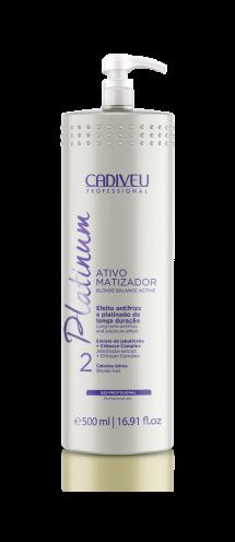 Platinum Ativo Matizador 500 ml