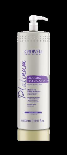 Platinum Máscara Matizadora 500 ml