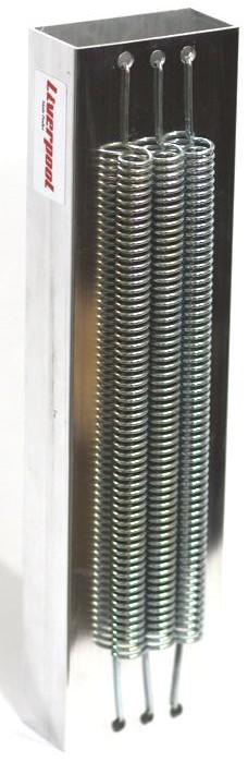 Reco Reco 3 Molas em Aluminio Liverpool  RRAL 3M
