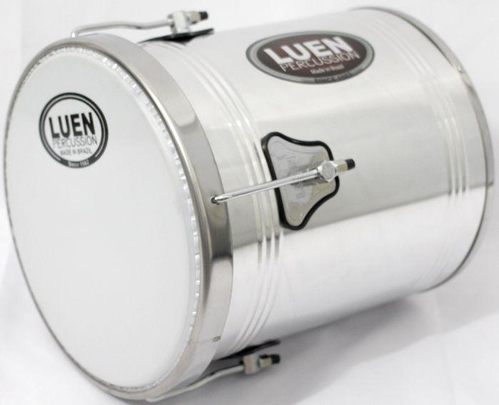 Repique de Mão Luen Aluminio 10 X 12 Pele Leitosa - 24001