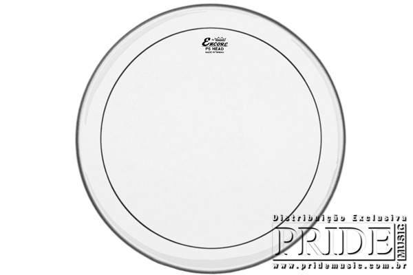Pele Hidráulica de TOM de Bateria de 13´ Remo Encore Pinstripe - EN-0313-PS - (10606)