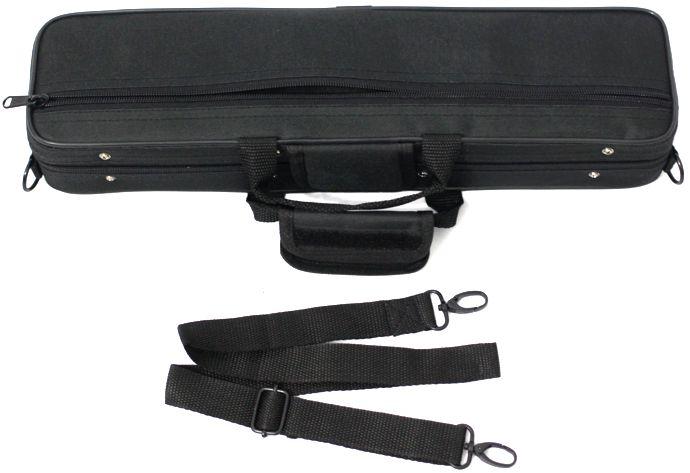 Case para Flauta Transversal - em Espuma Espandida e NYLOM 600 Jahnke (apenas o Estojo)