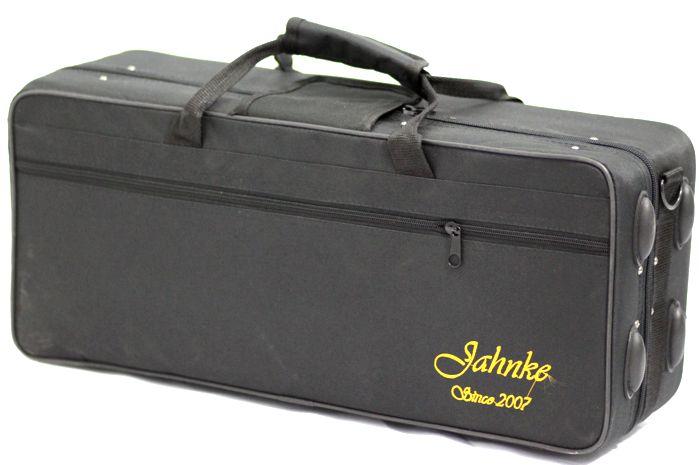 Case para Trompete Retangular - em Espuma Expandida e NYLOM 600 Jahnke (apenas o Estojo)