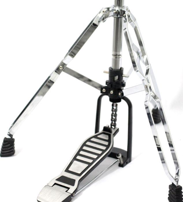 Maquina de Chimbal Custom com Ajuste de Pressão da Mola do Pedal