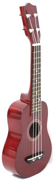 Ukulele Soprano Custom UK-01 4 Cordas NYLON
