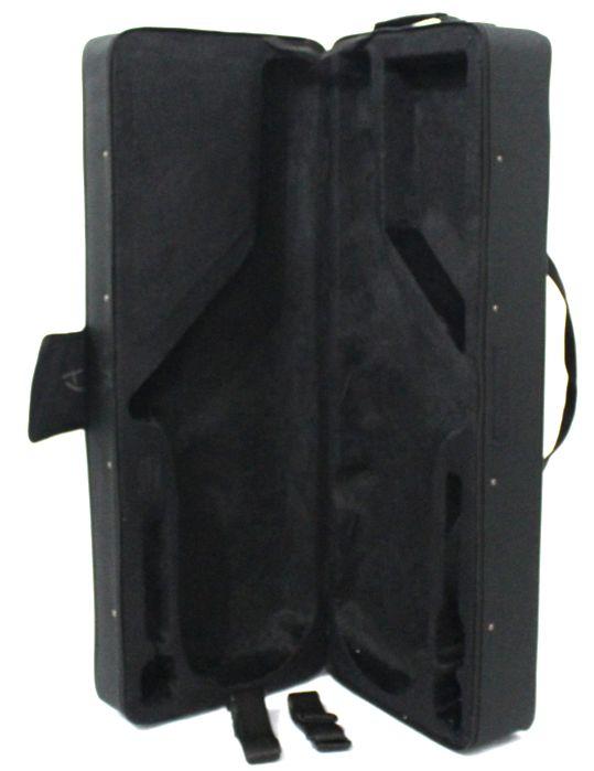 Case para SAX Tenor Retangular - Saxofone - em Espuma Espandida e NYLOM 600 Jahnke (apenas o Estojo)