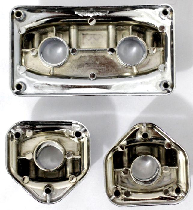 Kit de Canecas e TOM-HOLDER Turbo Canecas para o TOM e Bumbo e 2 TOM-HOLDER 22 MM 7/8 - TT/B -