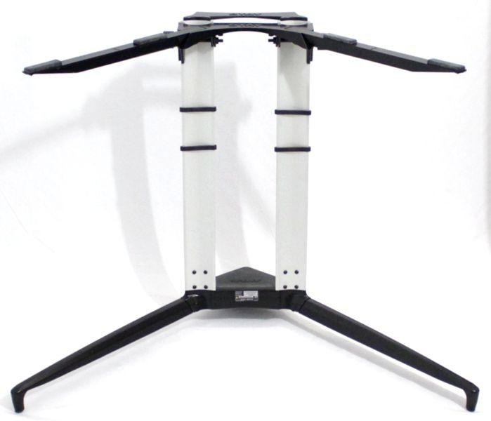 Suporte STAY Piano Aluminio para 1 Piano ou Teclado 74 CM de Altura com BAG 700/1 Piano Prata