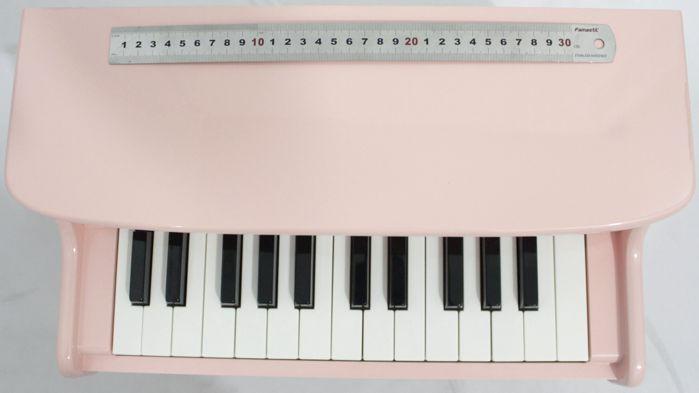 Piano Infantil Armário - Piano de Armário de Madeira Pequeno Custom Rosa