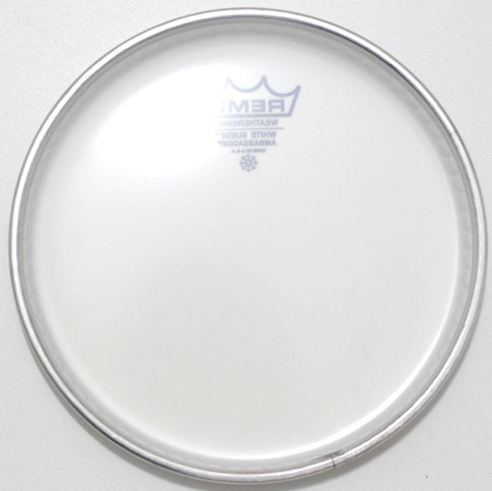 Pele TOM 08 Porosa Remo USA White Suede Ambassador - BA-0808-WS