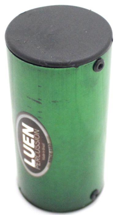 Ganzá Luen Chocalho Colorido Pequeno 10 X 5 CM Verde - 19017VD