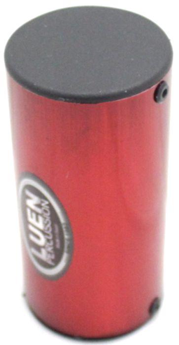Ganzá Luen Chocalho Colorido Pequeno 10 X 5 CM Vermelho - 19017VM