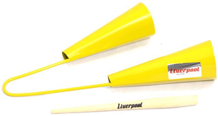 Agogo Duplo Grande Amarelo Liverpool AG DGA