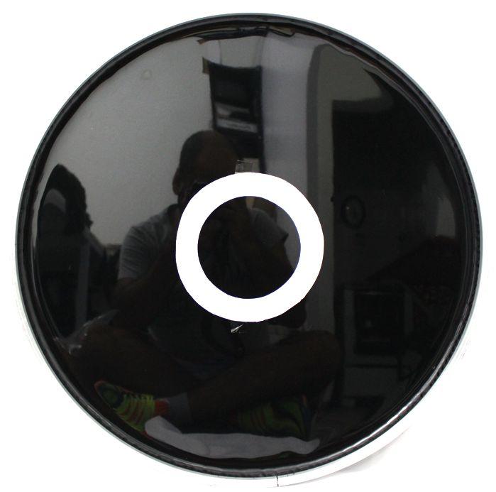 Pele Preta de Resposta de Bumbo de Bateria 22 - BD Dudu Portes - Luen - 11143