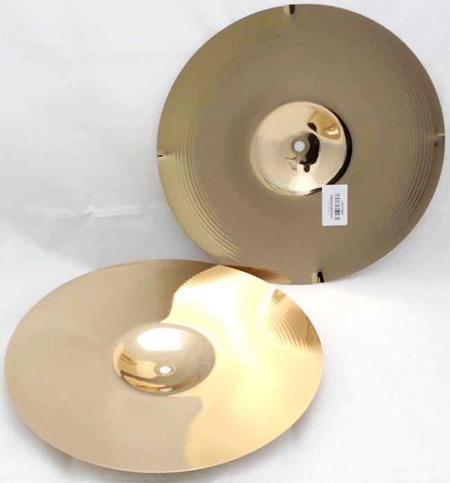 Prato HI-HAT - Chimbal - 13 Serie HX da KREST CYMBALS Bronze B8
