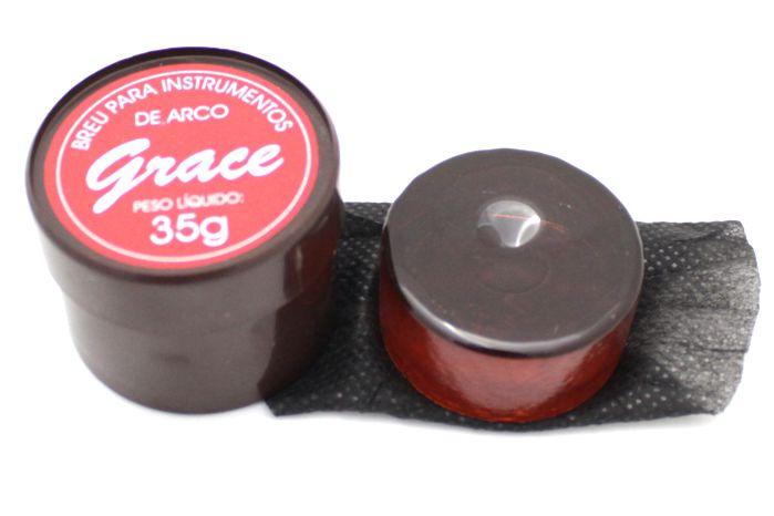 Breu para Violino Grace - Pacote com 05 Unidades