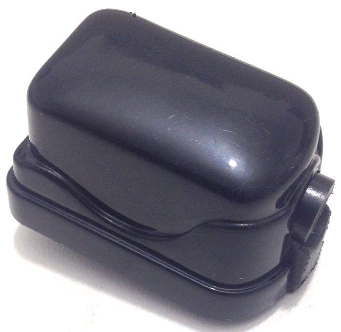 Canoa RMV Preta BK para Bateria TOM e Surdo