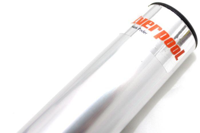 Ganzá Liverpool Aluminio Chocalho Grande 20 X 3,8 CM - GC-200