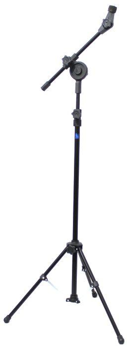 Pedestal Girafa Estante para Prato de Bateria ou Carrilhão VPPBG Preto BK