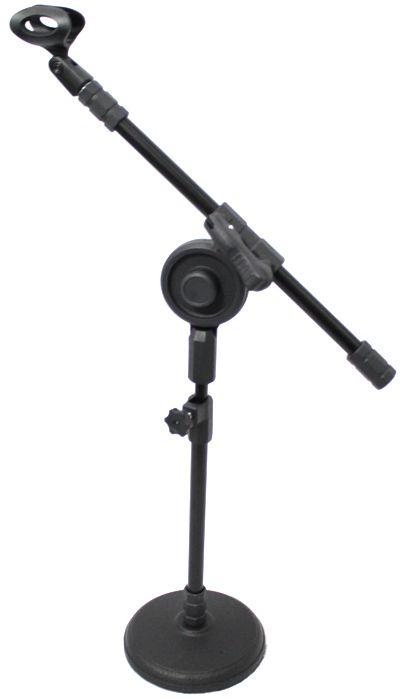 Mini Pedestal de Microfone de Mesa Girafa VPS3G - Preto BK