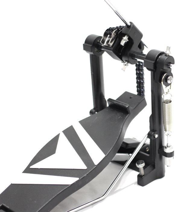 Pedal de Bumbo de Bateria Turbo PLAY Single PLAYPP