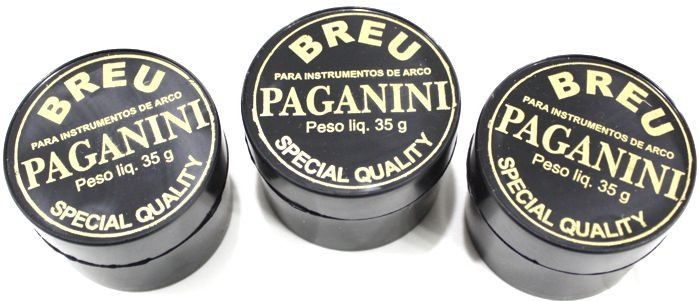 Breu para Violino Paganini - Breu Claro - 3 Unidades