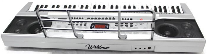 Teclado Infantil Eletrônico 61 Teclas Waldman STUDENT61