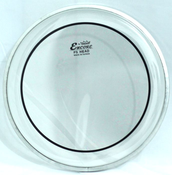 Pele Hidráulica de TOM de Bateria de 10´ Remo Encore Pinstripe - EN-0310-PS - (10604)