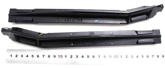 Longarina 29 CM Curva de Notebook para Suporte STAY Torre / Piano