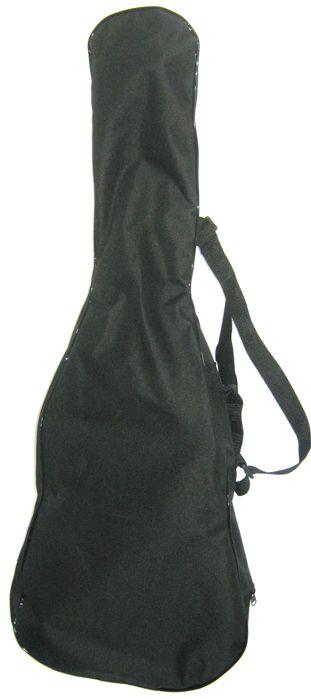 Capa CRBAG Simples para Violão Infantil 1/2, Ziper NA Base, Bolso Frontal e ALÇA de Mão CRBAG