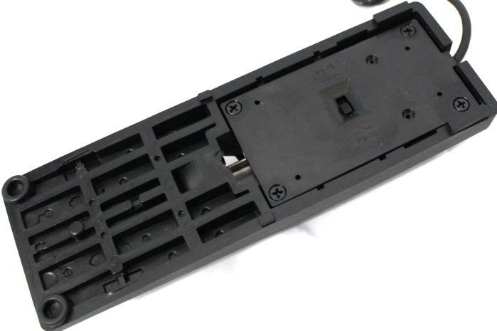 Pedal Sustain para Teclado - Modelo Grande - SKS02