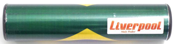 Ganzá Brasil Liverpool Chocalho Médio 16 X 4 CM - GBR-160