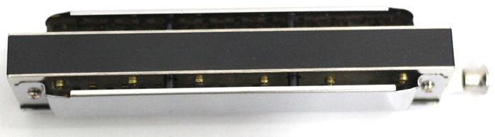 Gaita Harmônica Cromática SWAN em DÓ C 40 Vozes SW-1040