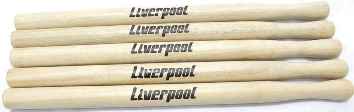 Baqueta Liverpool Master para Surdo MT18 - Pacote com 5 Unidades