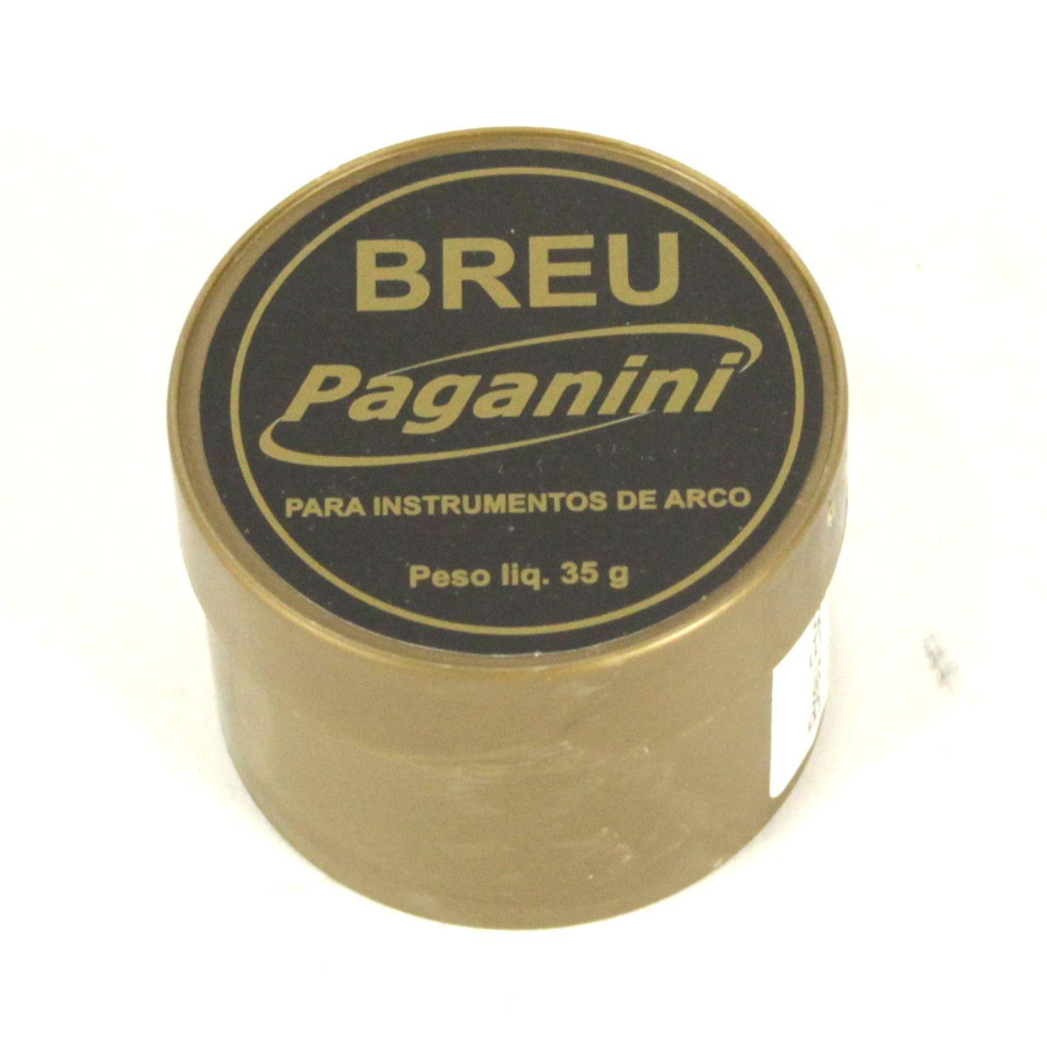 Breu para Violino Paganini - Breu Escuro - 6 Unidades
