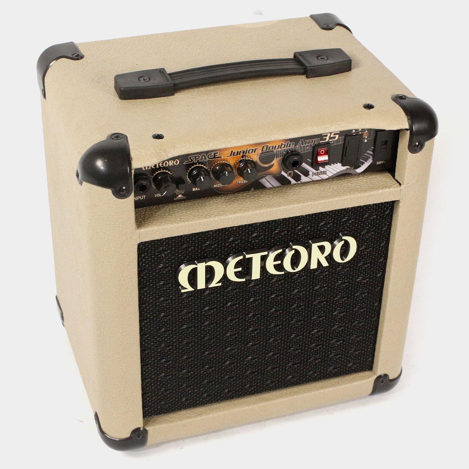 Cubo Amplificador Meteoro Double AMP 35 Space JR