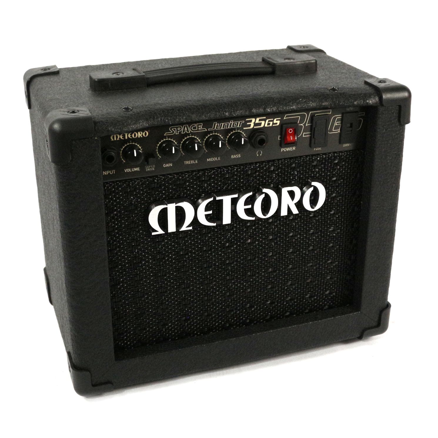 Cubo Amplificador para Guitarra Meteoro Space Júnior 35GS 35W