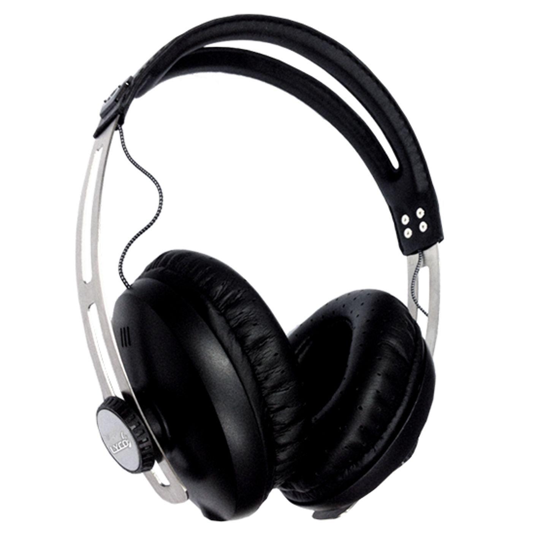 Fone de Ouvido Profissional LYCO LC PERFECTUM-P - Preto
