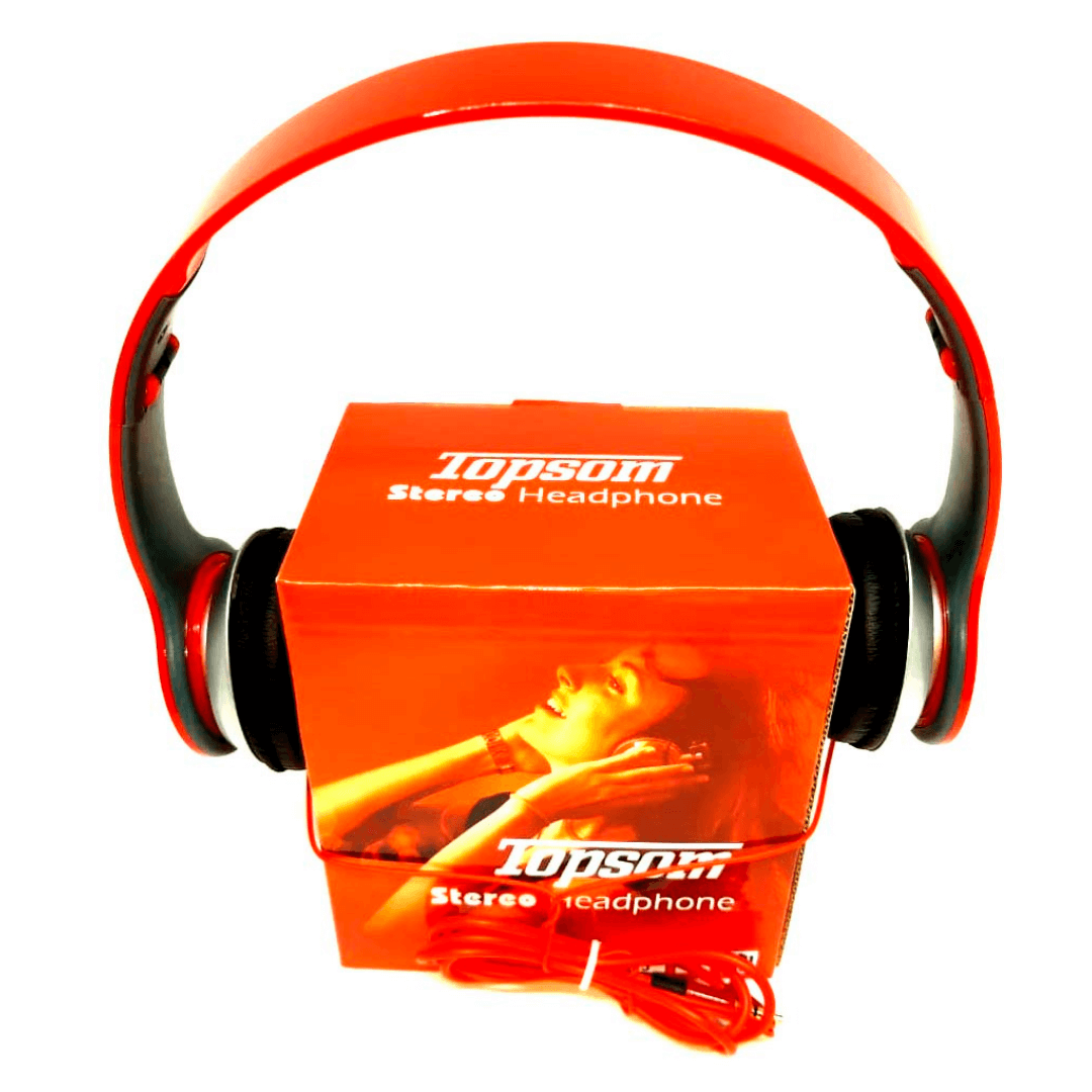 Fone de Ouvido Topsom Stereo Headphone TS04