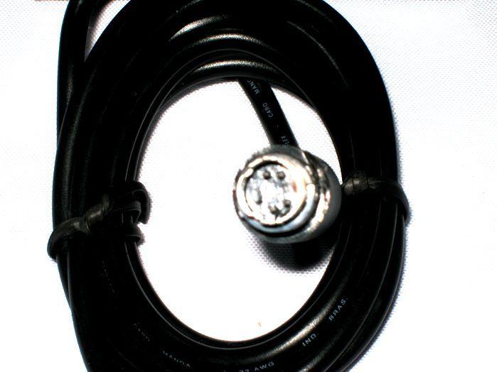 Fonte para Pedaleira VAMP 2 e VAMP 3 da Behringer PLUG Mini DIM 4 Pinos ADPB-2011AC