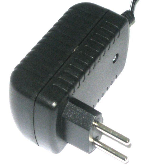 Fonte para Teclado Yamaha - 12VDC 1 a - Compatível com a PA-130 - FCTEC-YA121