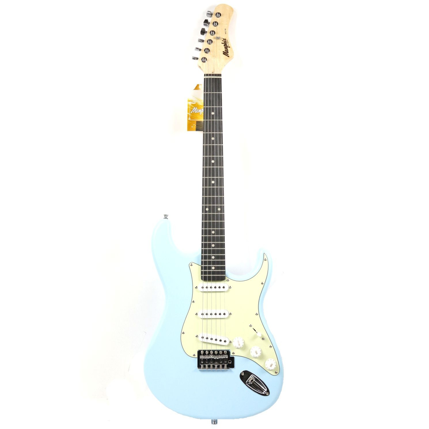 Guitarra Memphis BY Tagima Sonic Blue Satin - MG-30SBLS
