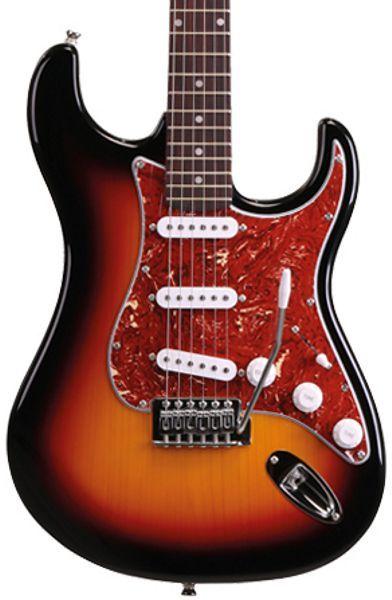 Guitarra Memphis BY Tagima Strato Sunburst MG-32 SB