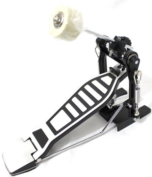 Pedal de Bumbo de Bateria Turbo P-6C Single