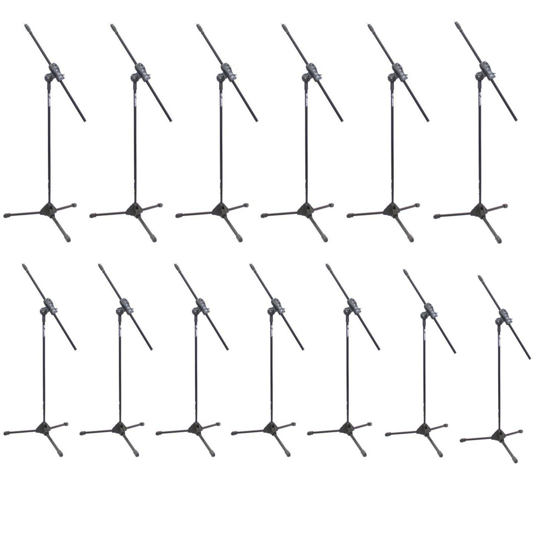 Pedestal de Microfone IBOX para 1 MIC SMLIGHT - 13 Unidades