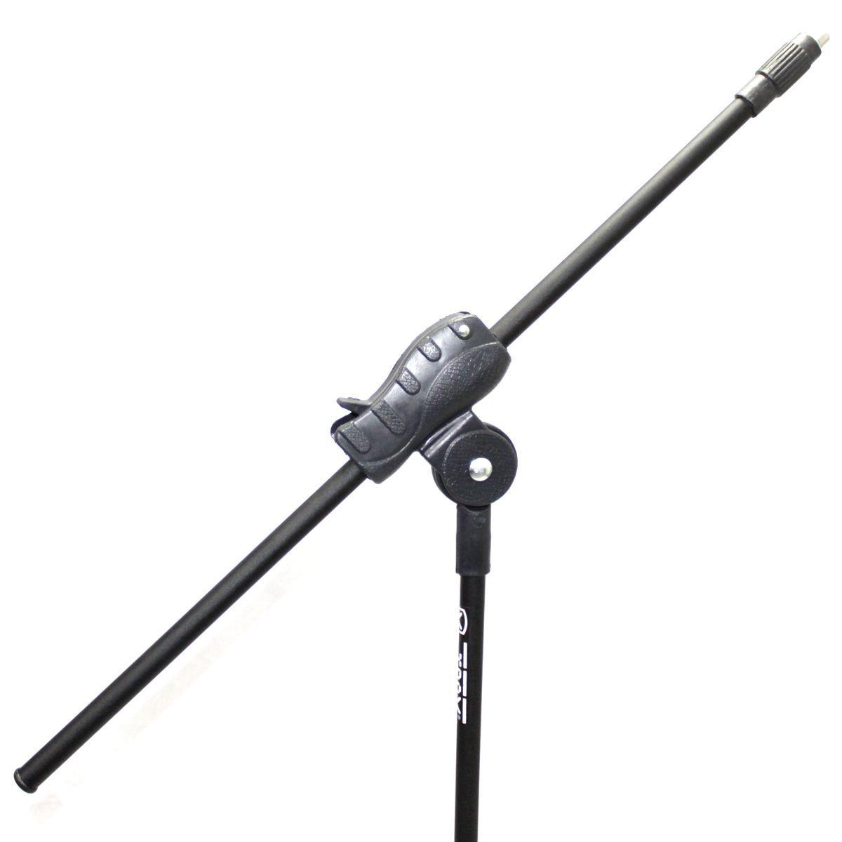 Pedestal de Microfone IBOX para 1 MIC SMLIGHT