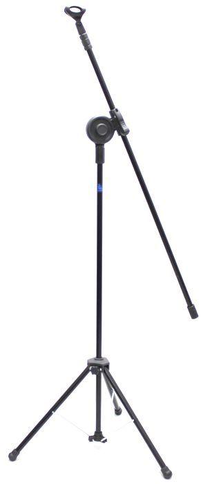 Pedestal de Microfone Visão para 1 MIC VPM-B BK - Pacote com 5 Unidades