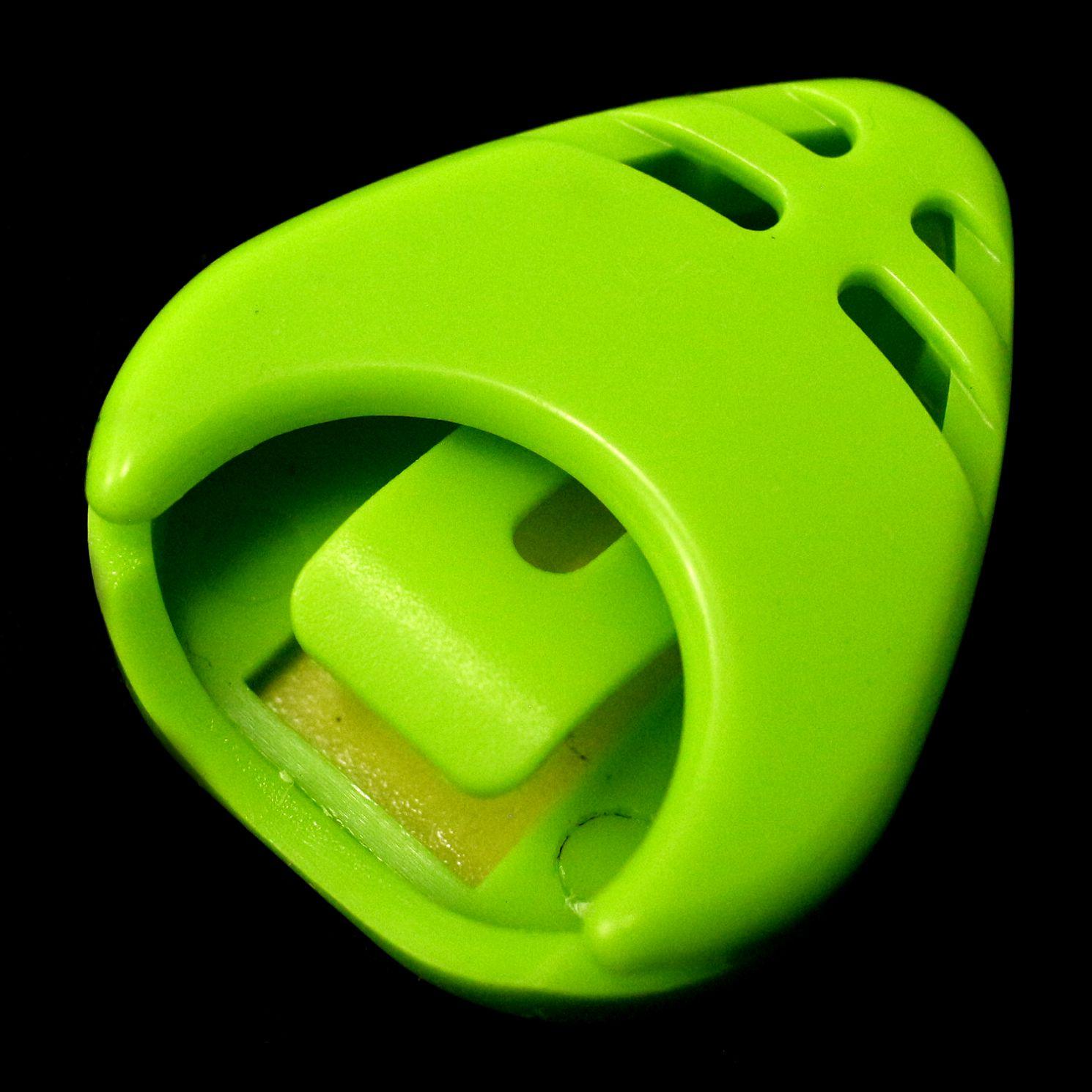 Porta Palhetas Verde - Dinhos - 01 Unidade