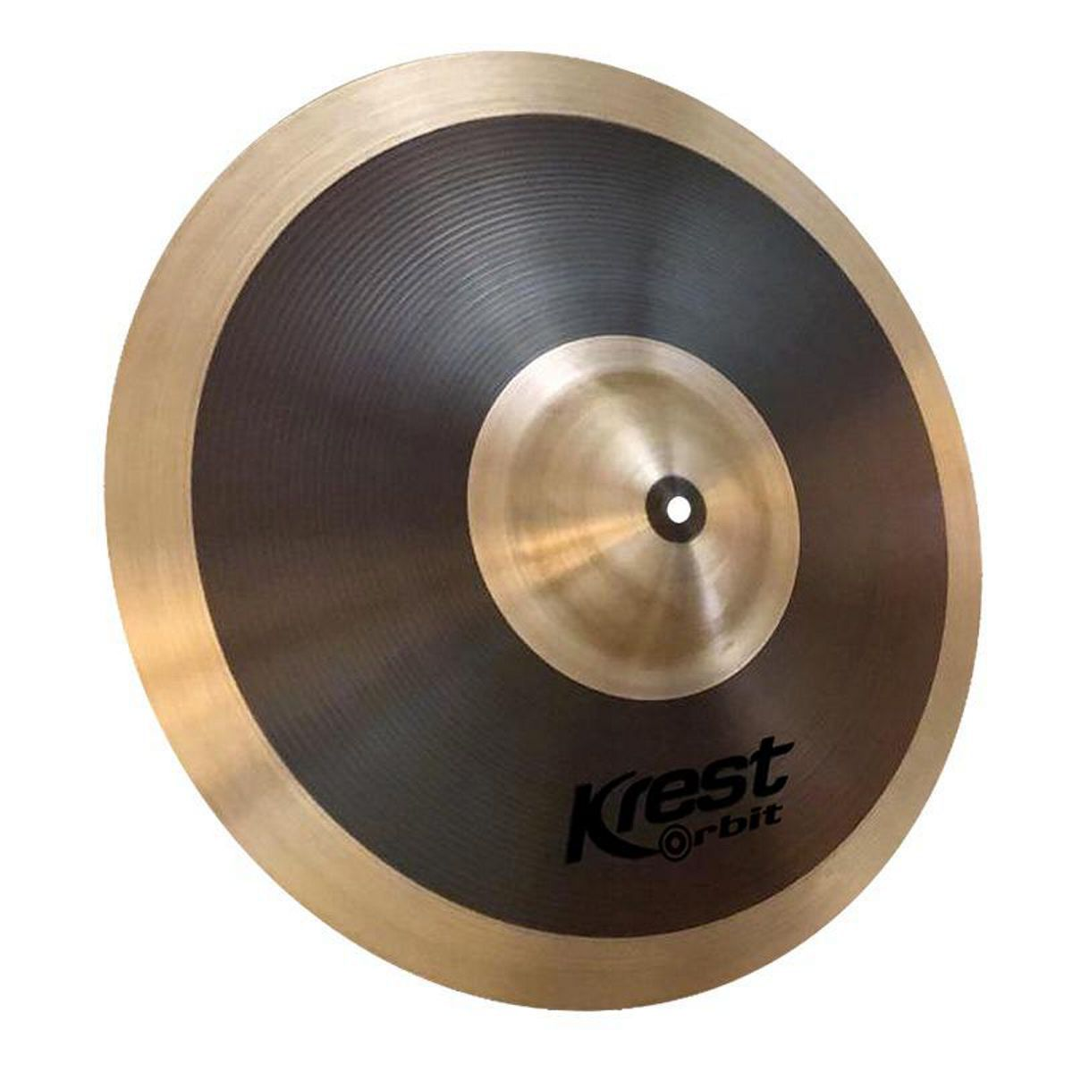 Prato de Ataque 16 ORBIT Medium CRASH KREST CYMBALS